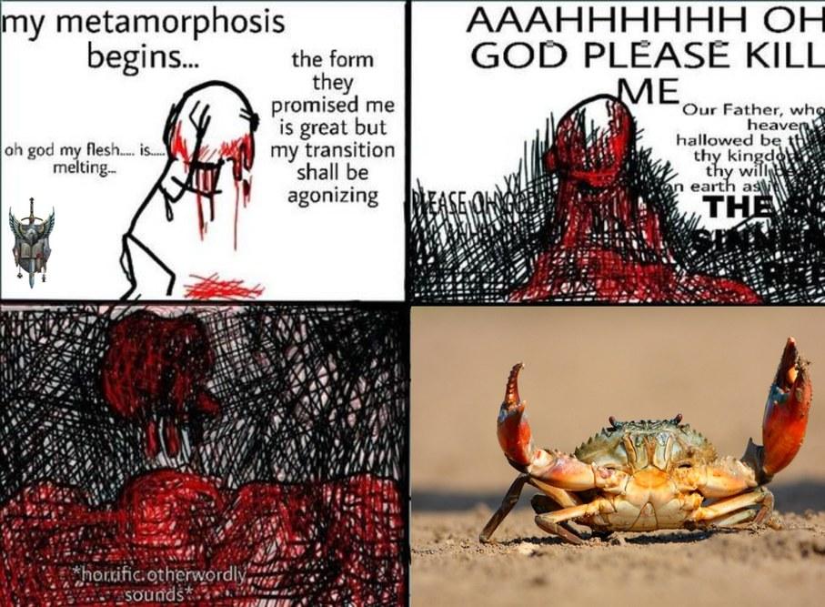 Por si no entienden, busquen carcinización - meme