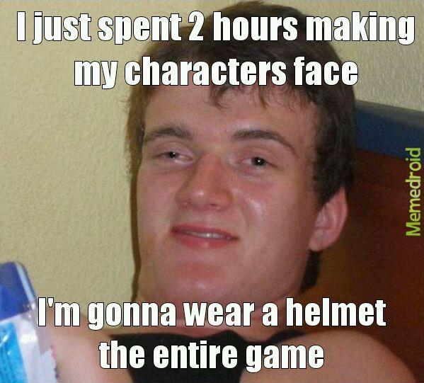 My skyrim story - meme