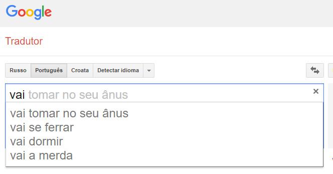 Até o google.... - meme