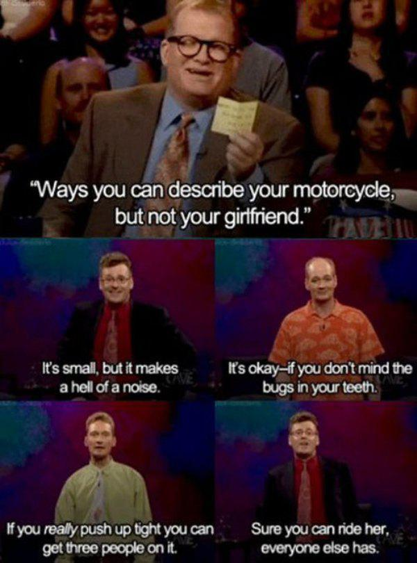 I love this show! xD (Whose Line is it Anyway?) - meme