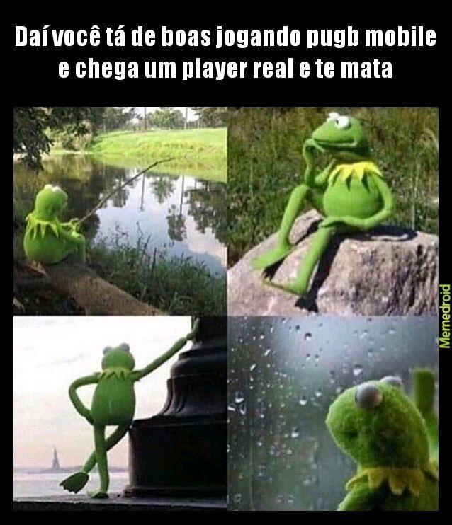 Triste realidade - meme