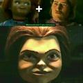 He aqui el Chucky Encantador JA