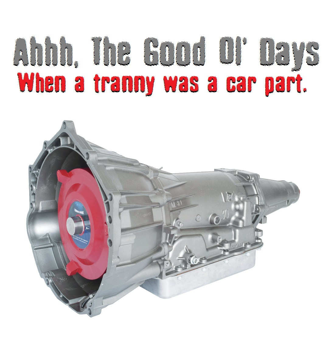 Good ol days - meme