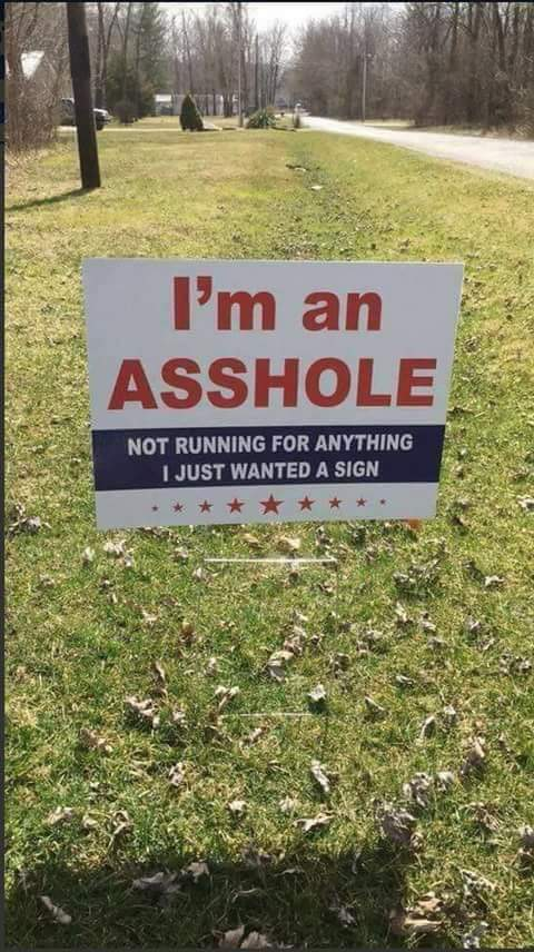 I need this sign - meme