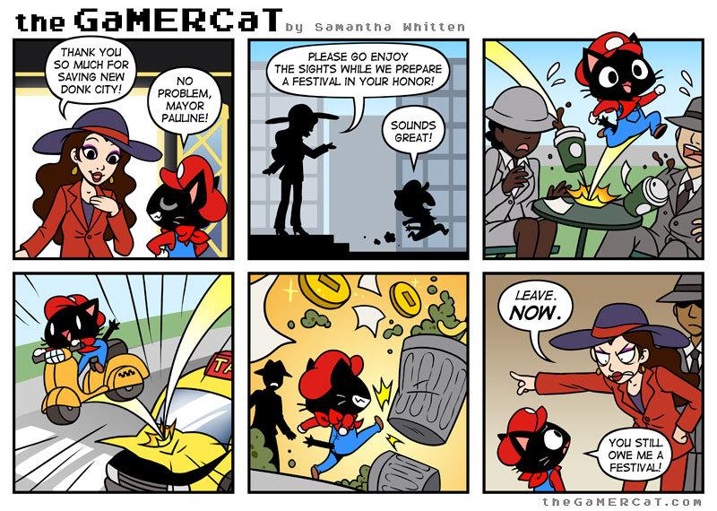 Mario festivals - meme