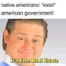 its free real estate - meme