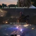 Quien eres?!