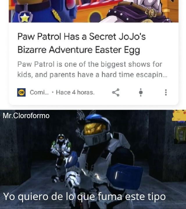Las noticias de google - meme