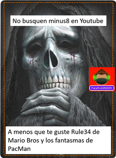 Estan advertidos - meme