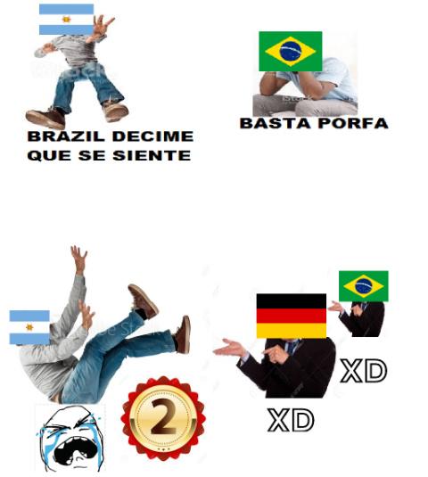 Soy argentino por cierto - meme