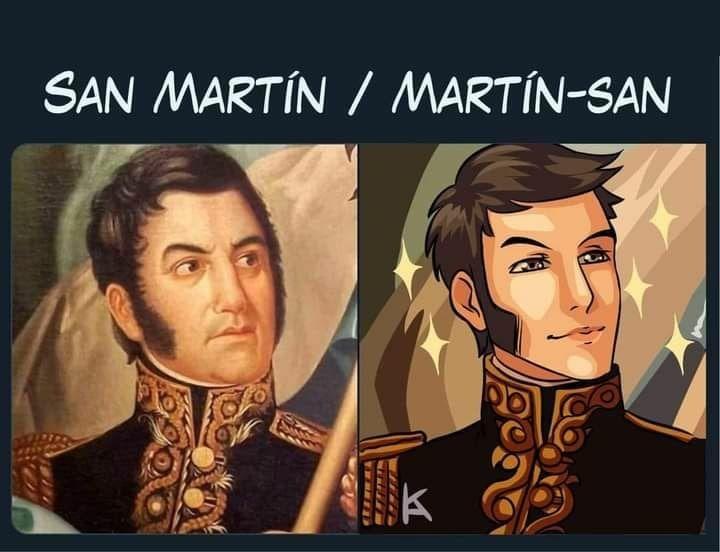 Martin-san - meme