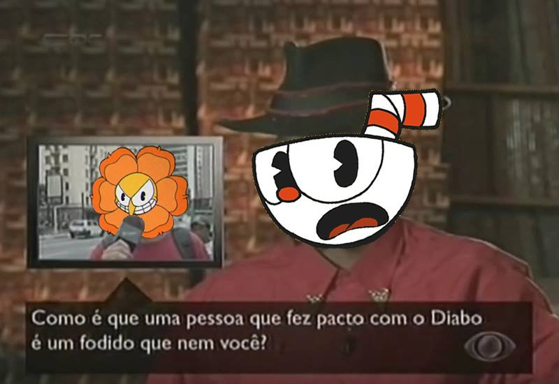 Cuphead - meme