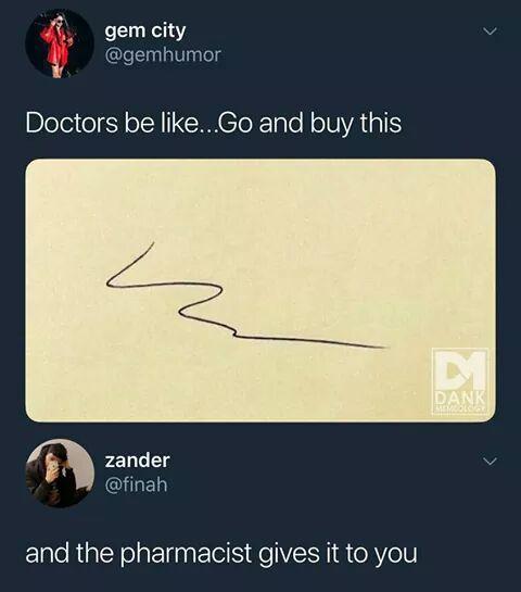 Medicine - meme