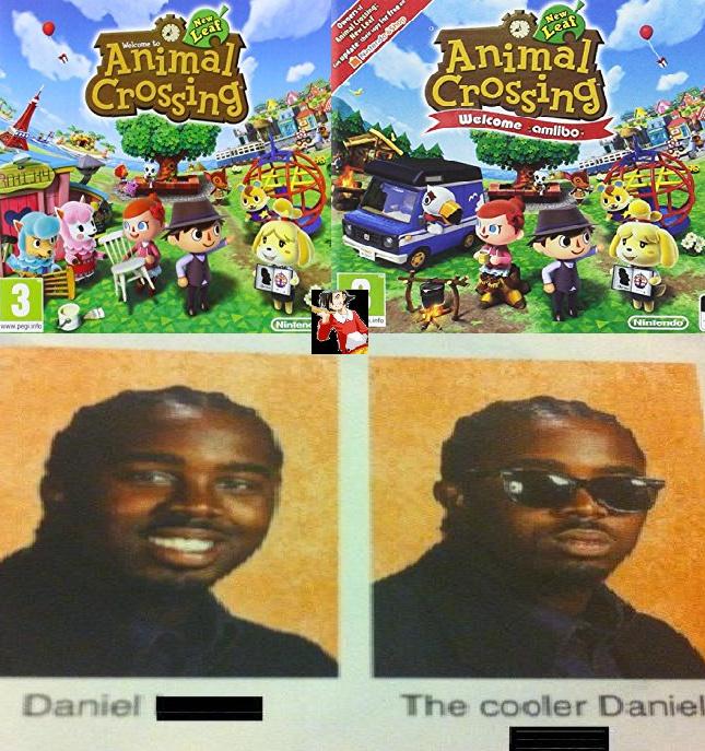 Cooler Daniel es el mejor Daniel - meme