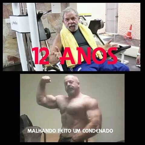 Lula é gado d+ - meme