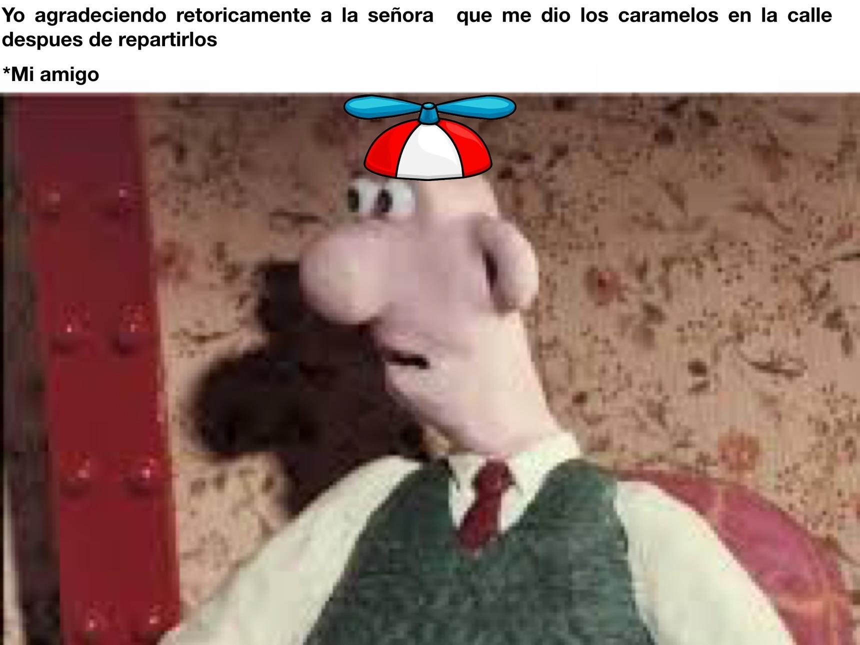 Wallace - meme
