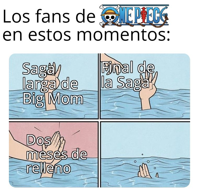 Los fans entenderán - meme