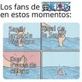 Los fans entenderán
