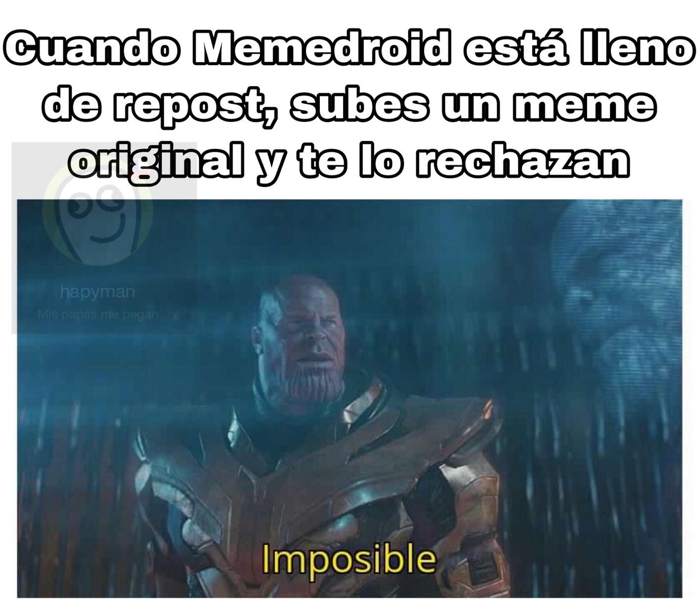 este si es original - meme