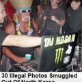 Lizard Man, Fat boy and DJ hogan