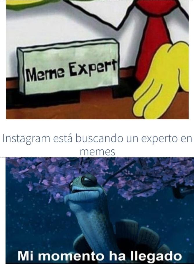 Soy todo un experto - meme