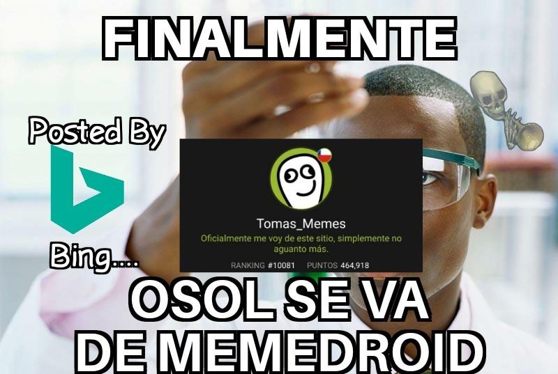 Tomas momos - meme