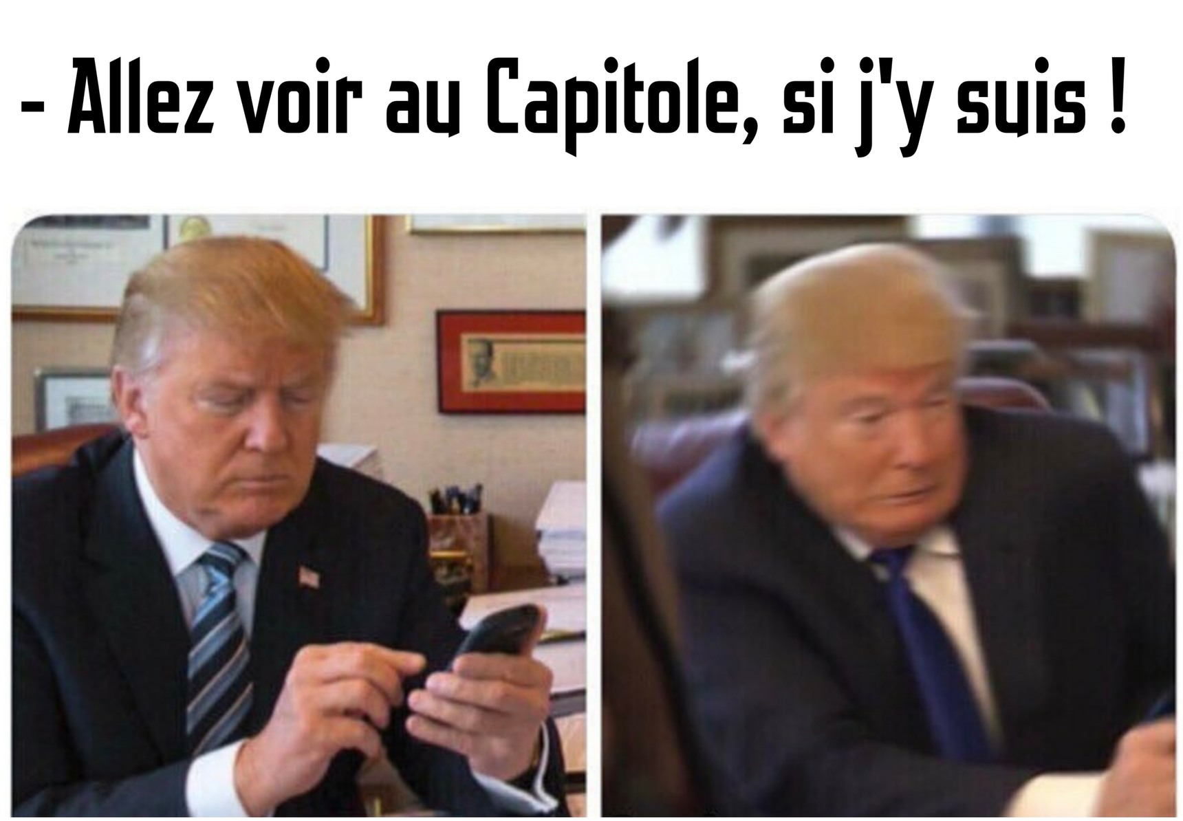 Trumperie - meme