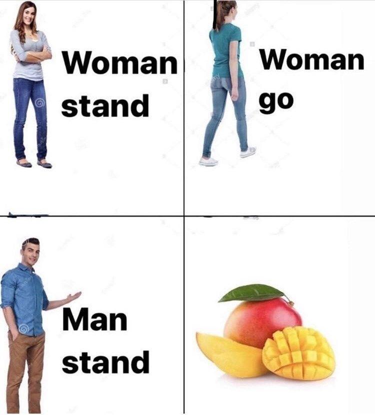 Mango - meme