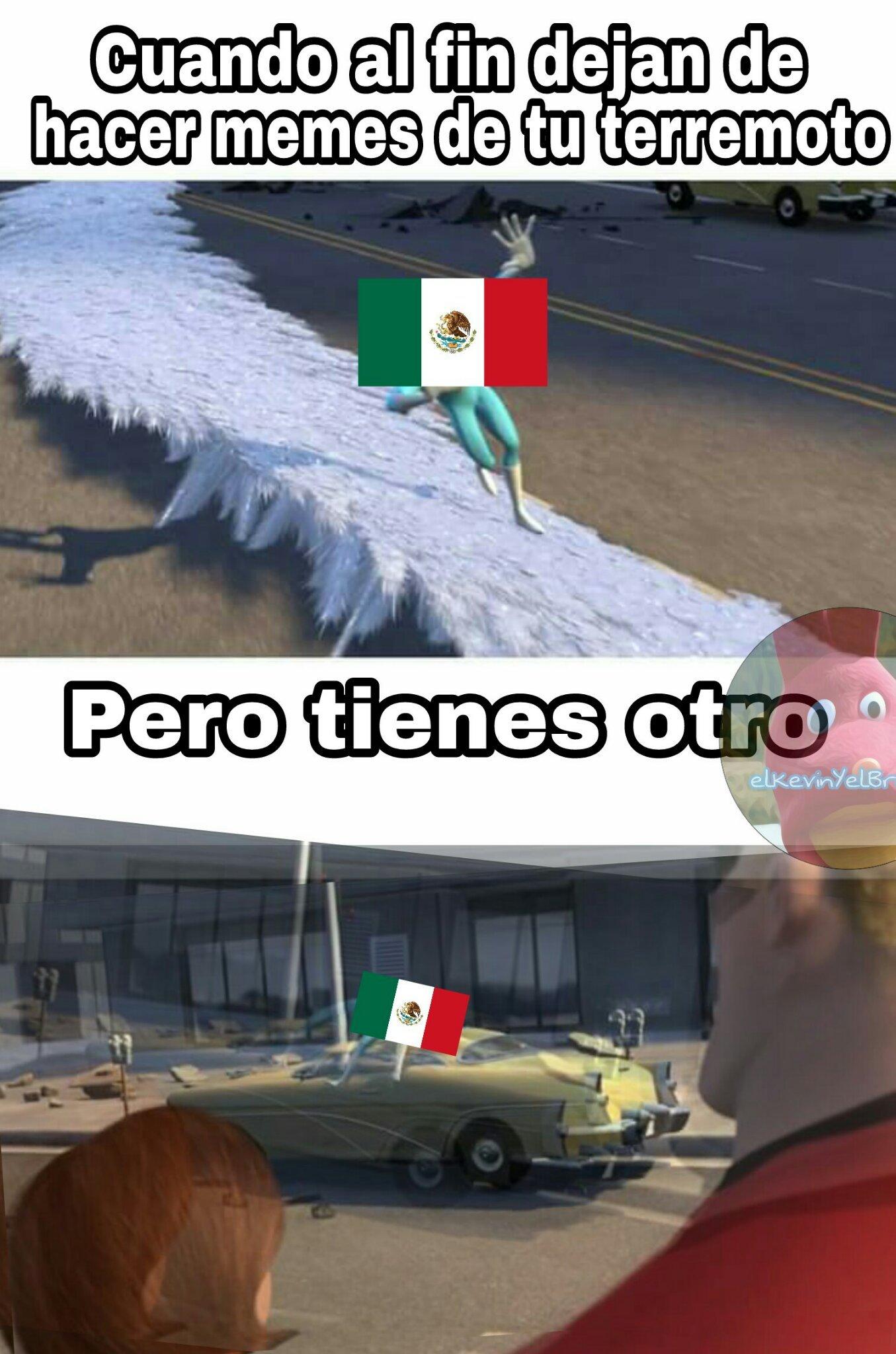 Aguante México - meme