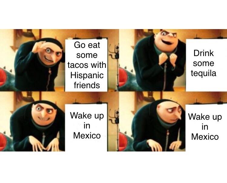 Taco Bell is evil - meme