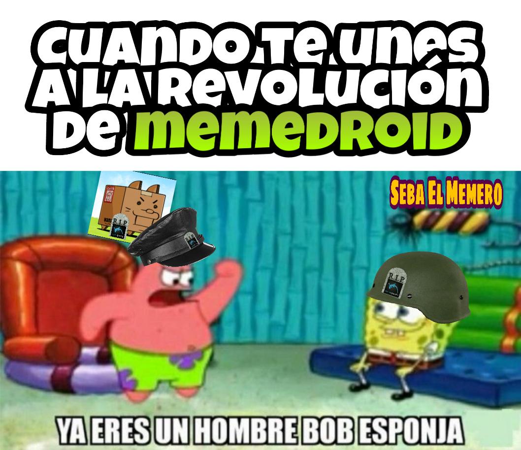 Revolución memedroid
