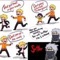 """Naruto """"Suffer!"""""""