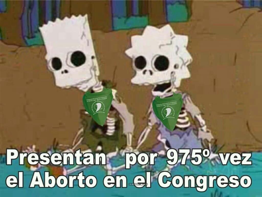 SALVE ARGENTINA VIVA BIONDINI Y LAS 2 VIDAS - meme
