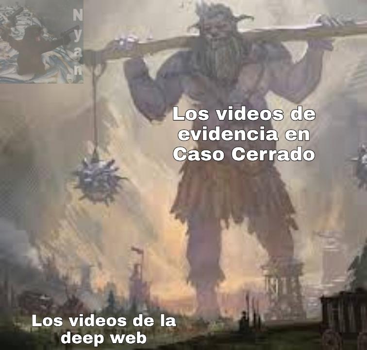 Sorry por la mala calidad - meme