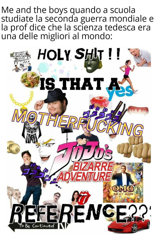 Per i veri BIG BOYS - meme