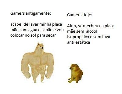 Gamers Nutela - meme