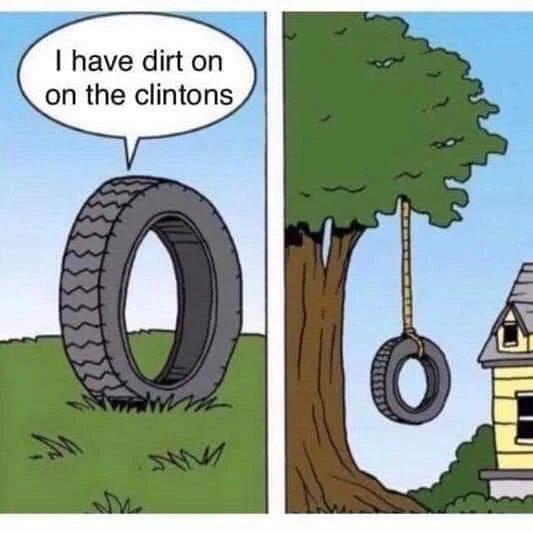 dongs in a tire - meme