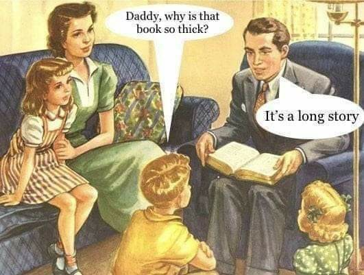 Oh dad - meme