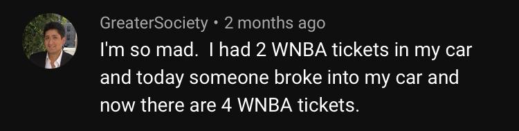 WNBA be lik - meme