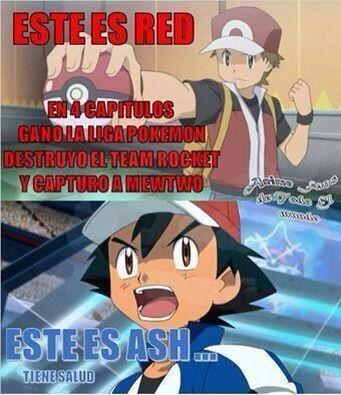 Ash Mostaza - meme