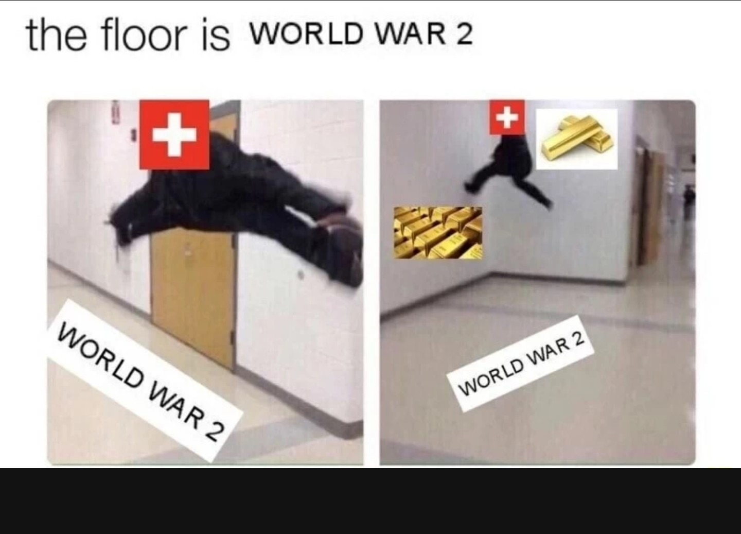 Good ol' Switzerland - meme