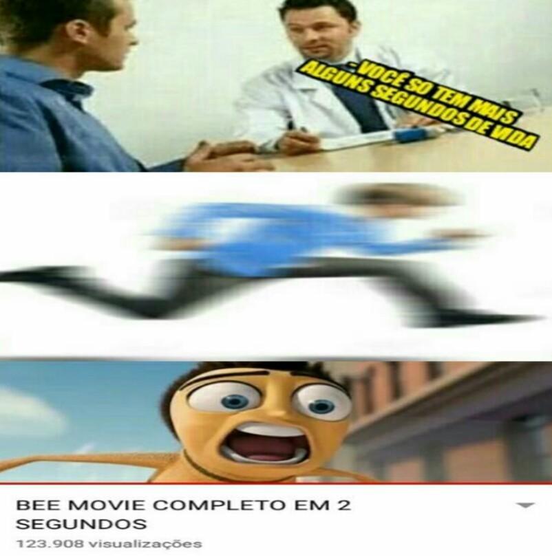 Vai morrer - meme