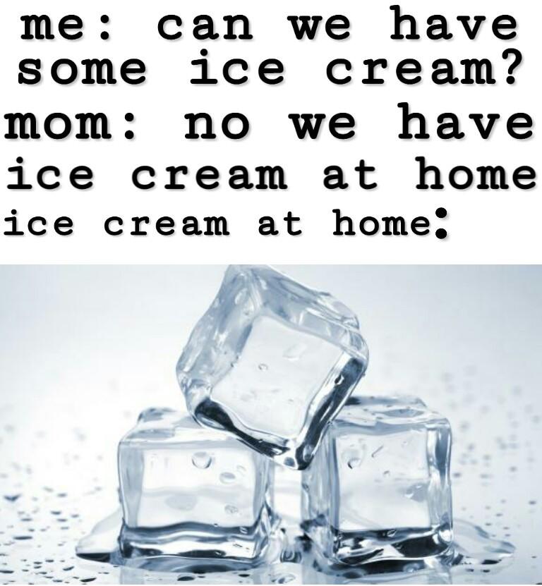 Food at home - meme