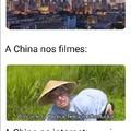 Cambada de chinês arrombado