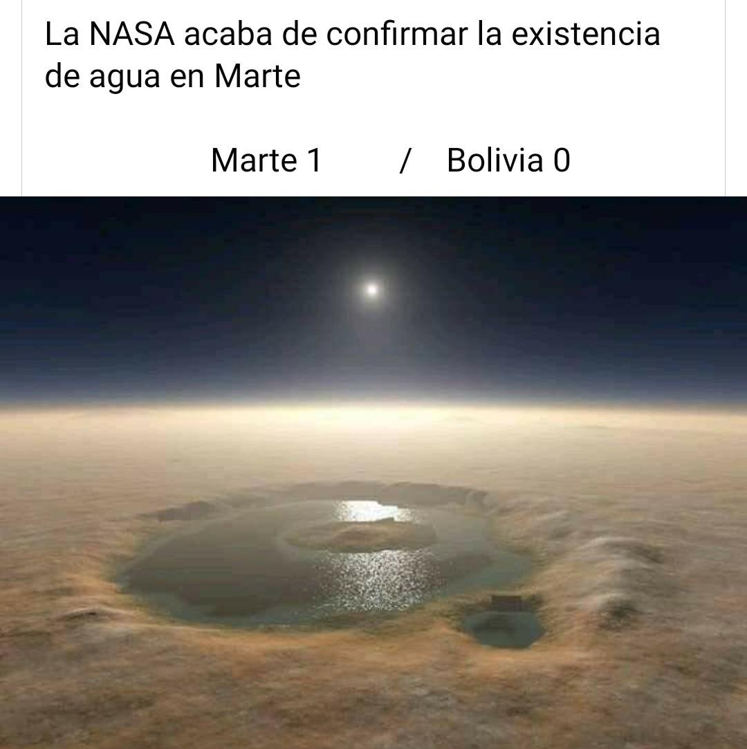 Volvi Bolivia - meme