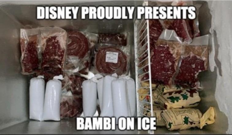 Disney will do anything for money - meme