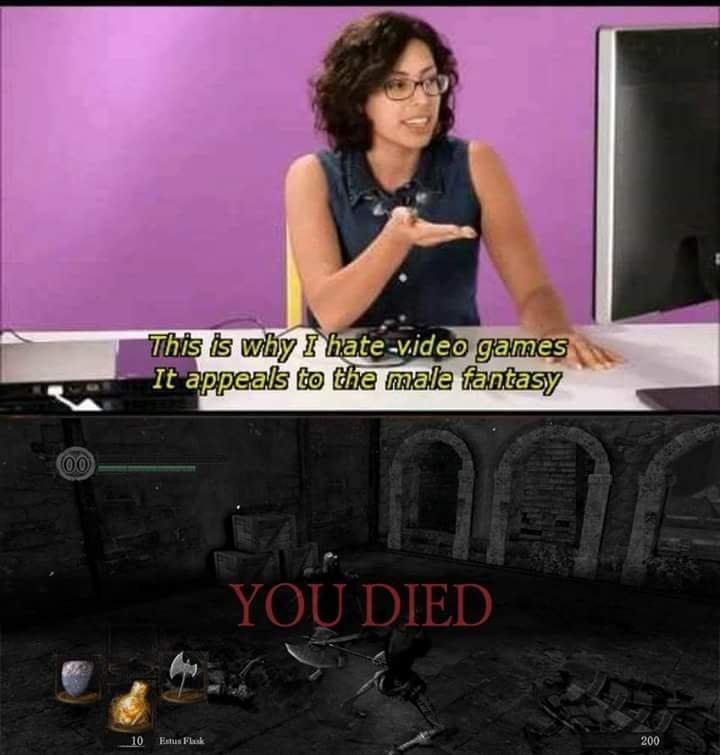 Anybody else excited for the Dark Souls remastered? - meme