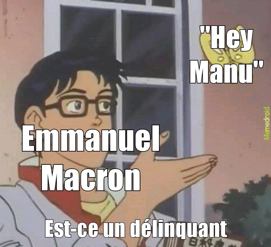 Délinquant - meme