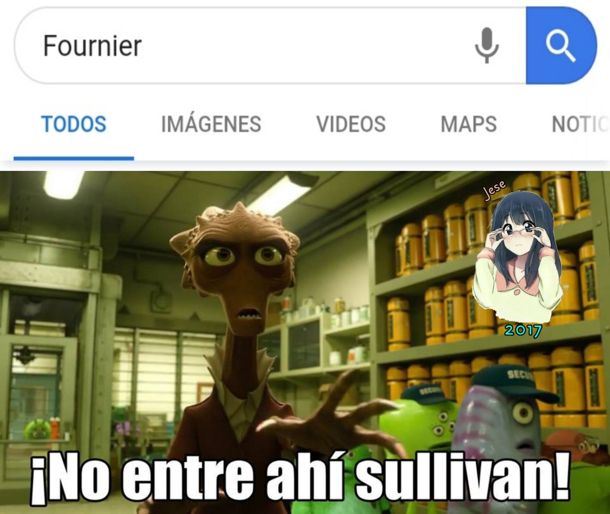 NO! NO! NO! - meme