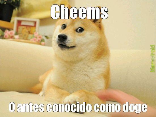 Cheems 2012 - meme